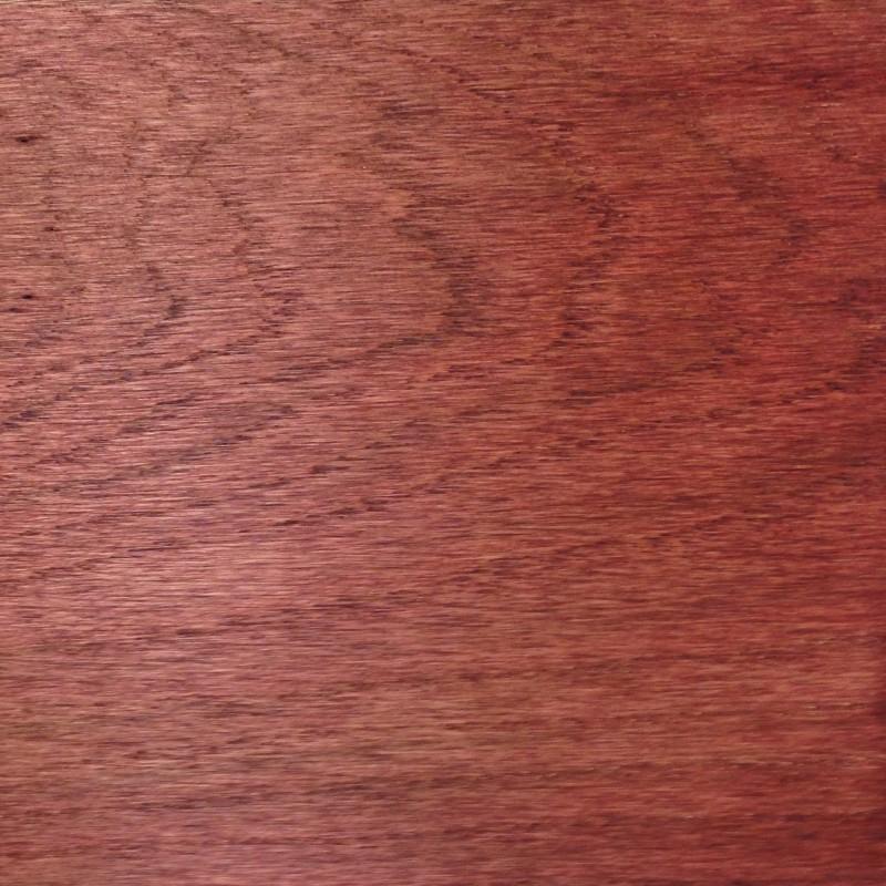 Chêne rustique finition Acajou