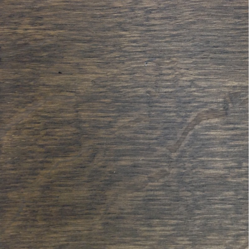 Chêne rustique finition Ebène