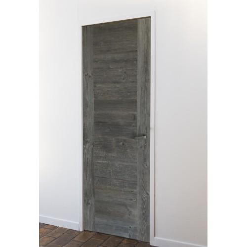 STICK'DOOR - Vieux bois gris