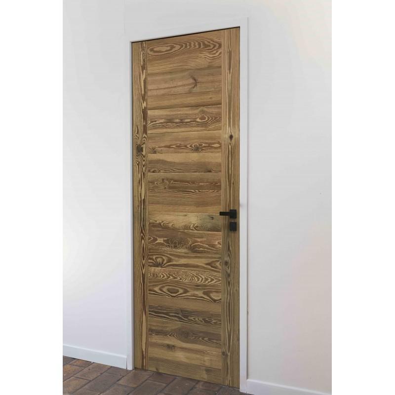 STICK'DOOR - Vieux bois brun